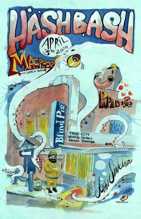 Macpodz Tour
